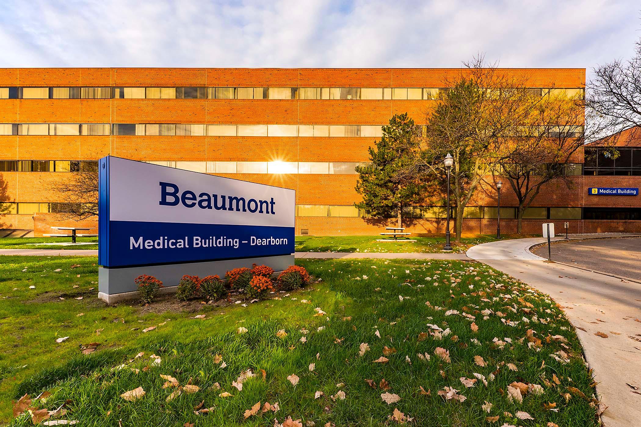 Beaumont Hospital, Dearborn 18101 Oakwood Blvd, Dearborn, MI