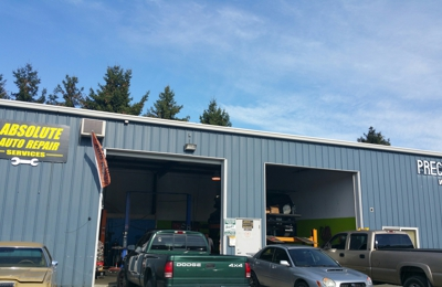 Absolute Auto Repair Services - Stanwood, WA