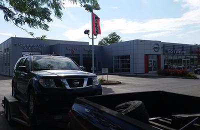 Nissan Fort Wayne >> Fort Wayne Nissan 4909 Lima Rd Fort Wayne In 46808 Yp Com