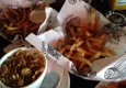 Six Feet Under Pub & Fish House - Atlanta, GA. Fries and more