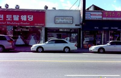 Hi Pizza Italian Kitchen - Los Angeles, CA