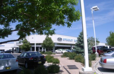 spradley barr ford lincoln mercury 4809 s college ave, fort collins