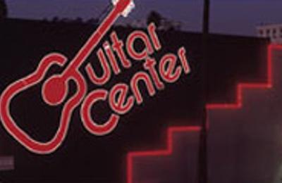 Guitar Center - San Mateo, CA