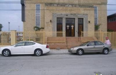 St John Institutional Missionary Baptist Church - Miami, FL