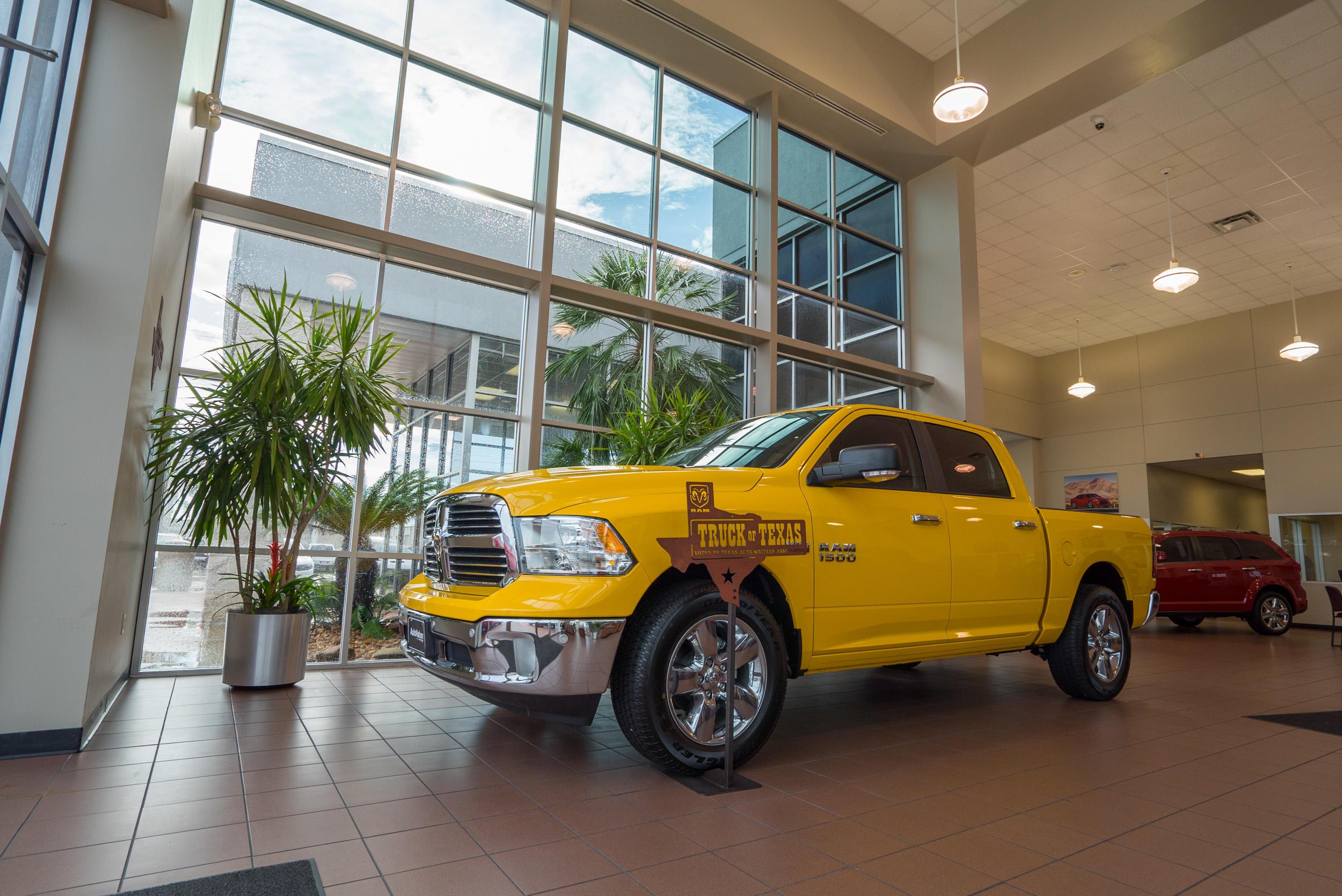 Allen Samuels Dodge Chrysler Jeep Ram Houston 1515 S Loop W Houston