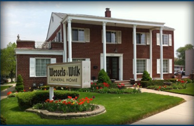 Wessels & Wilk Funeral Home - Pleasant Ridge, MI