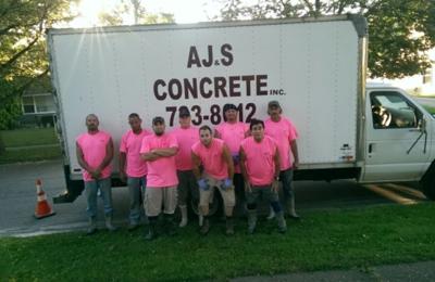 AJ&S Concrete AJ&S Concrete - Akron, OH