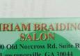 Miriam Hair Braiding Salon - Lawrenceville, GA