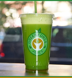 GREENFORCE JUICE - New York, NY