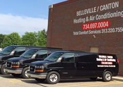 Belleville Canton Heating & Air Conditioning - Van Buren Twp, MI