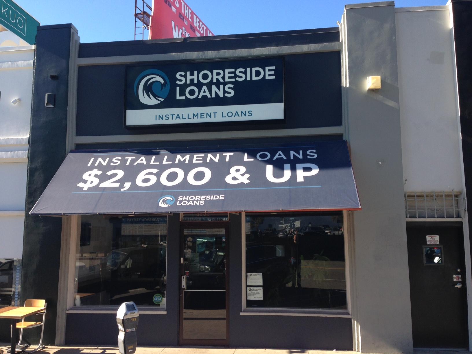 Shore Side Loans