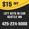 Left Keys In Car Seattle WA