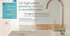 Russcher  Plumbing LLC,MICHIGAN - Holland, MI