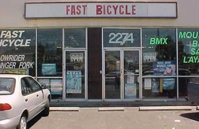 Fast Bicycle - San Jose, CA