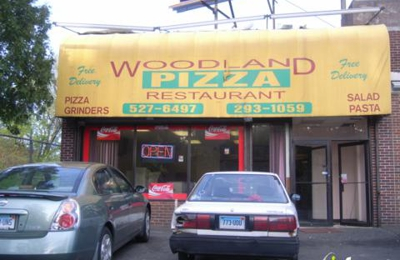 Woodland Pizza Restaurant 150 Woodland St Hartford Ct