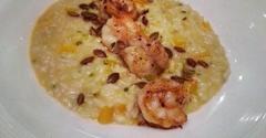 Osteria La Madia - Chicago, IL. Shrimp risotto