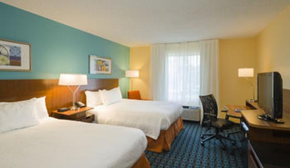 Fairfield Inn & Suites by Marriott Allentown Bethlehem/Lehigh Valley Airport - Bethlehem, PA