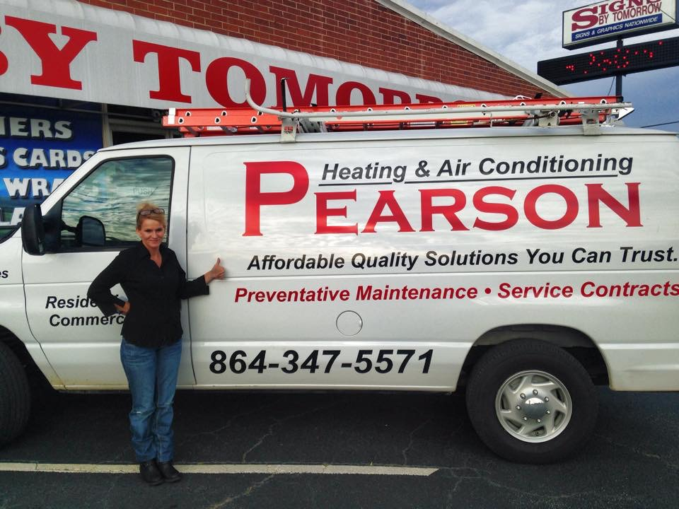 Pearson Heating Air Llc 2590 Carolina Country Club Rd Spartanburg Sc 29306 Yp