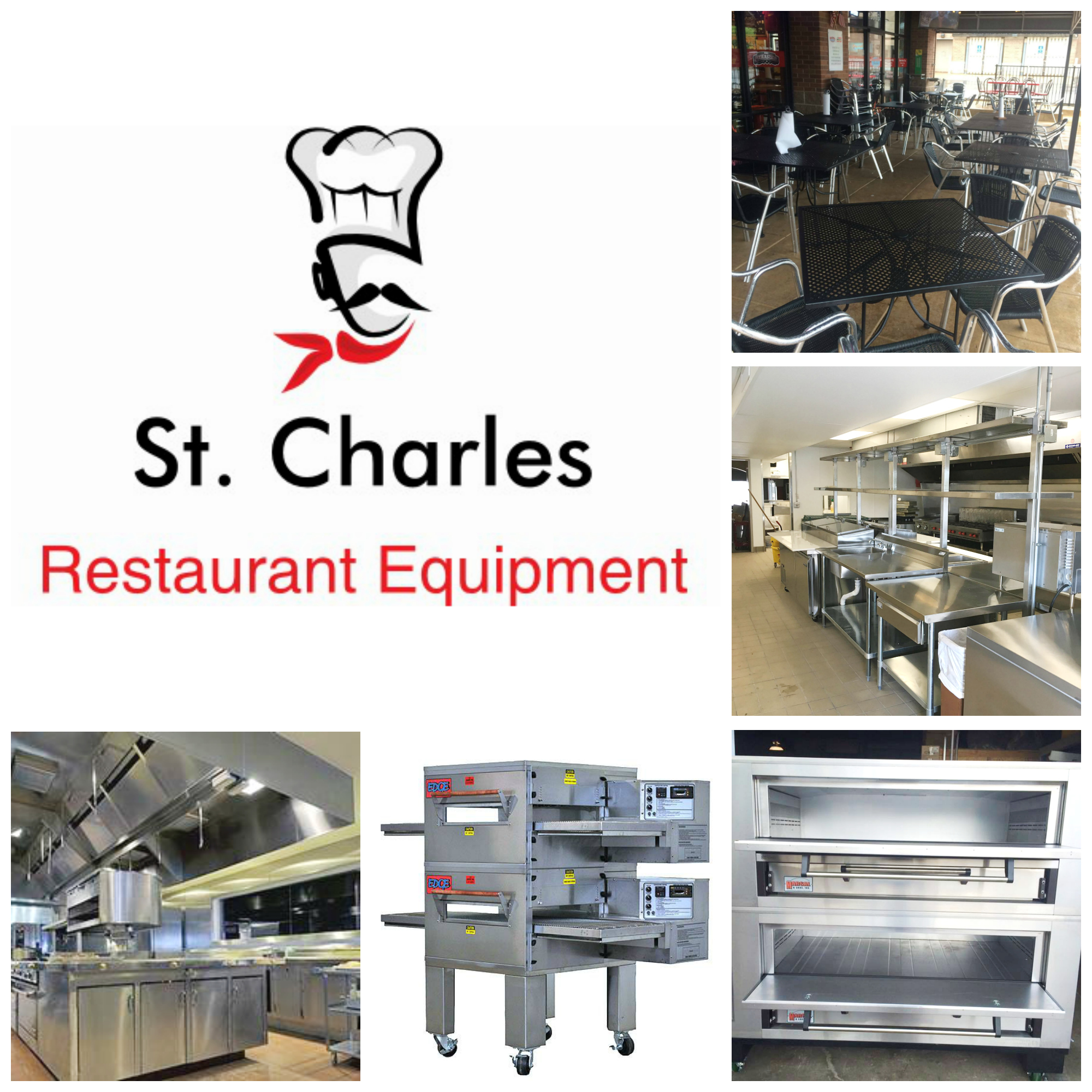 St Charles Restaurant Equipment 4024 N Service Rd., Saint Peters, MO ...