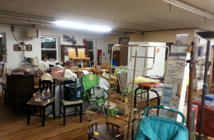 Some of our used itemsWe are pickers and liquidators30,000 square feet of shopping