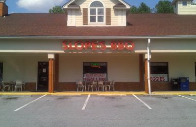 Slope's BBQ Of Sandy Springs - Atlanta, GA