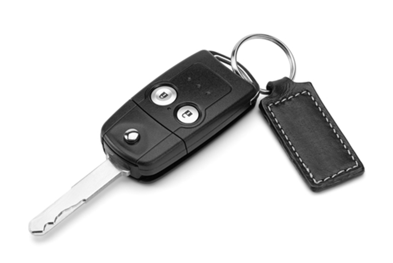 If your car won't start, the chip in the head of the key could be internally damaged.