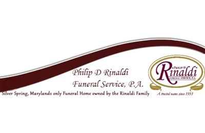 Philip D Rinaldi Funeral Service, P.A. - Silver Spring, MD