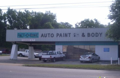 Fact-O-Bake Auto Paint & Collision Repair Centers - Mobile, AL