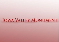 Iowa Valley Monument - Cedar Rapids, IA