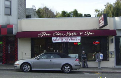 Five Star Nails & Spa - San Francisco, CA