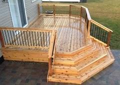 Custom Cedar Fences - Lathrup Village, MI