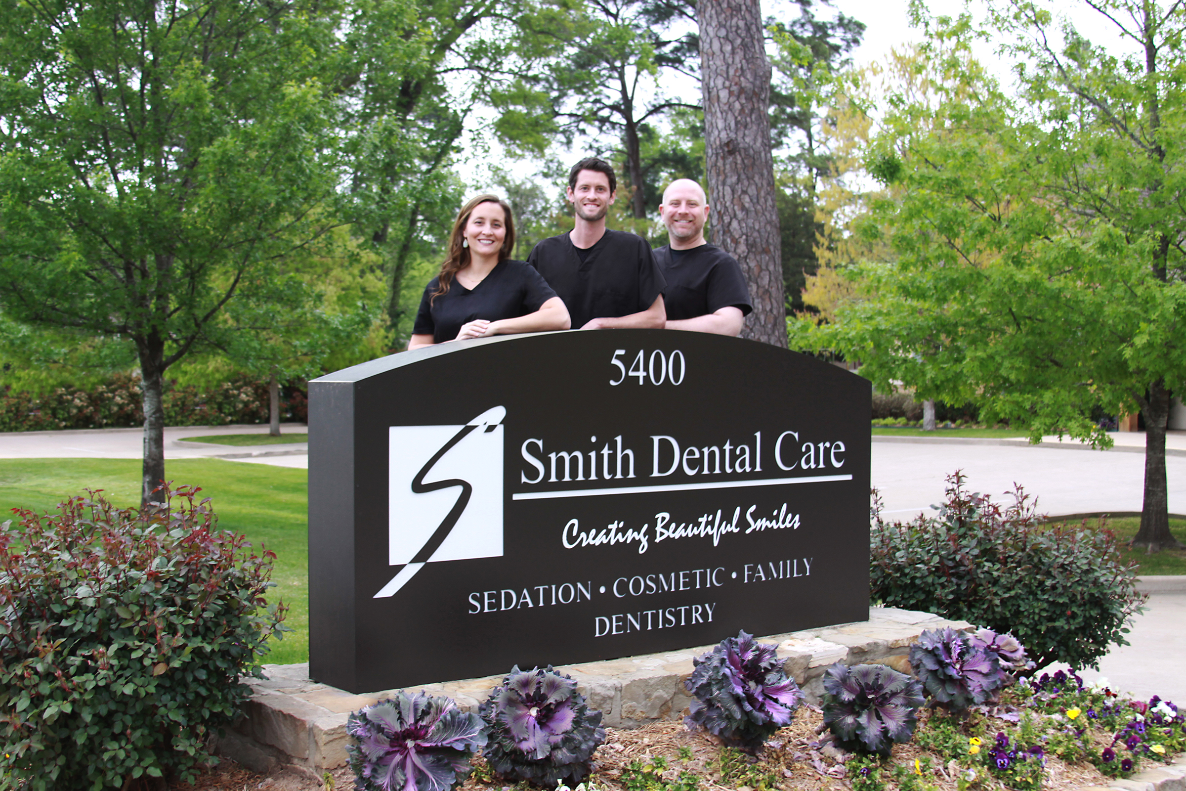Smith Dental Care 5400 New Copeland Rd Tyler Tx 75703