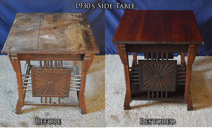 Generations Antique Furniture Restoration Repair 2102 Stonebrook