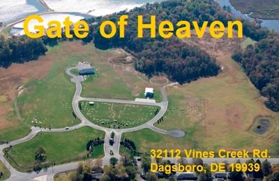 Gate Of Heaven Cemetery - Dagsboro, DE
