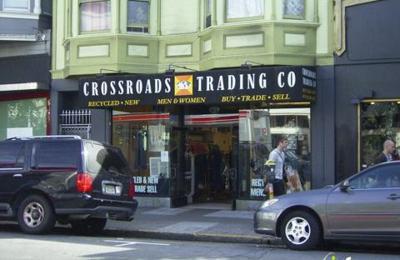 Crossroads Trading Co  1519 Haight St, San Francisco, CA