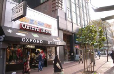 Oxford Street - San Francisco, CA