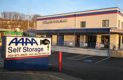 AAAA Self Storage - Arlington, VA