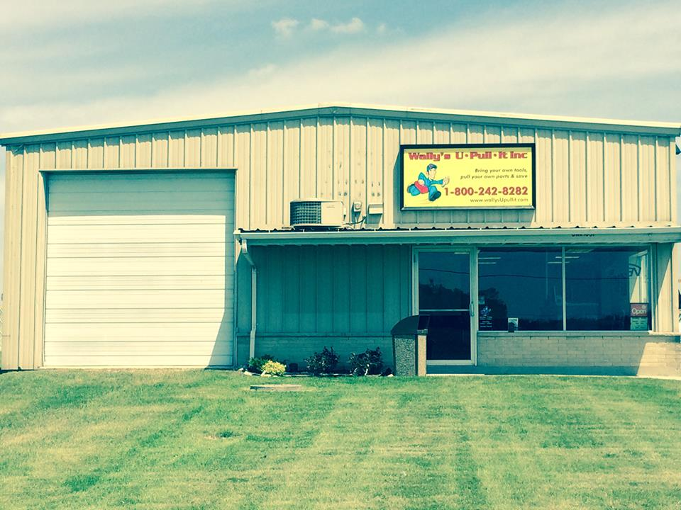Wallys Auto Salvage >> Wally S U Pull It 2026 County Road A West Bend Wi 53090