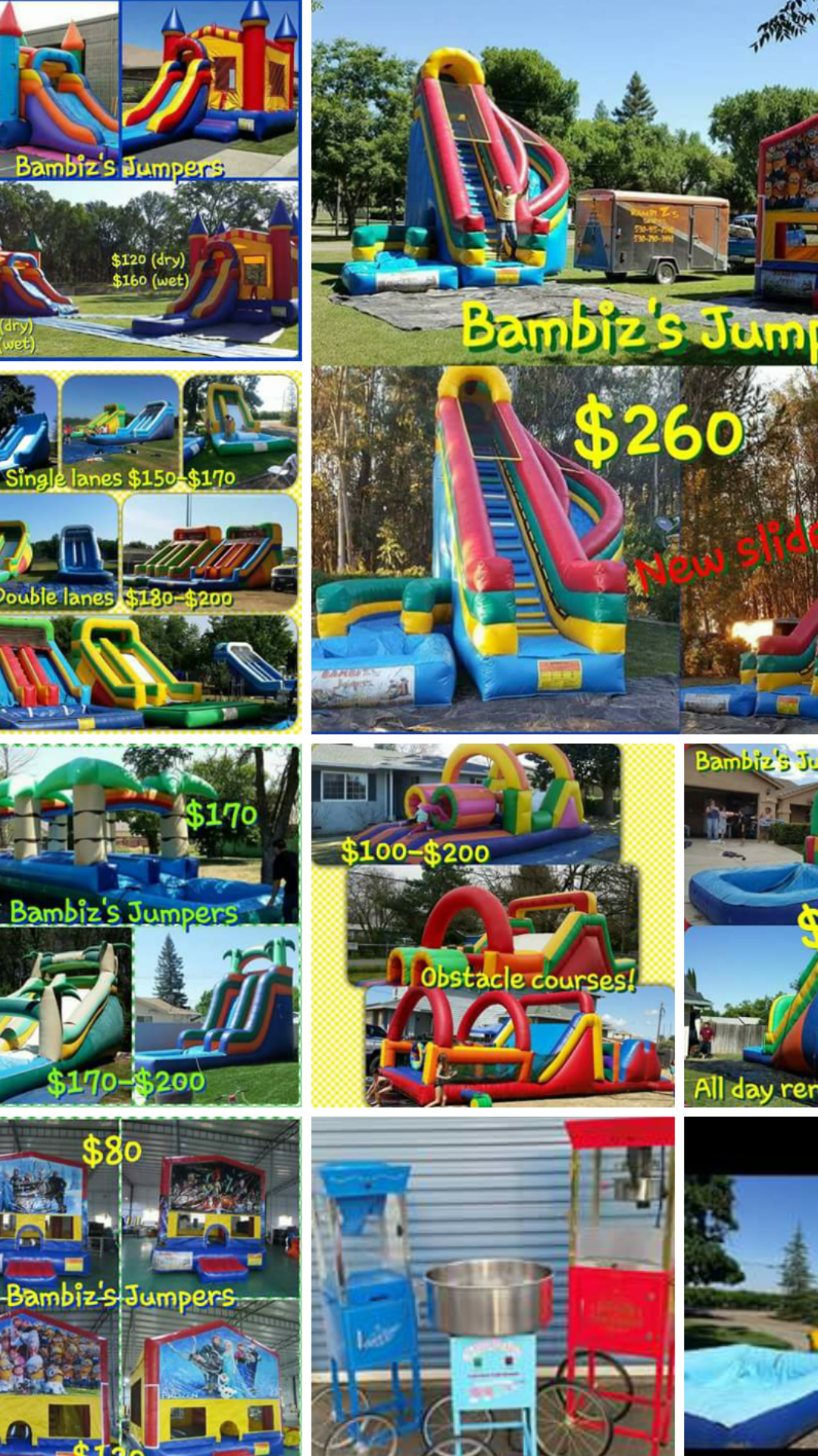Bambiz S Jumpers 1234 Whyler Rd Yuba City Ca 95991 Yp Com