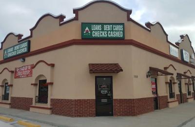 ACE Cash Express - Laredo, TX