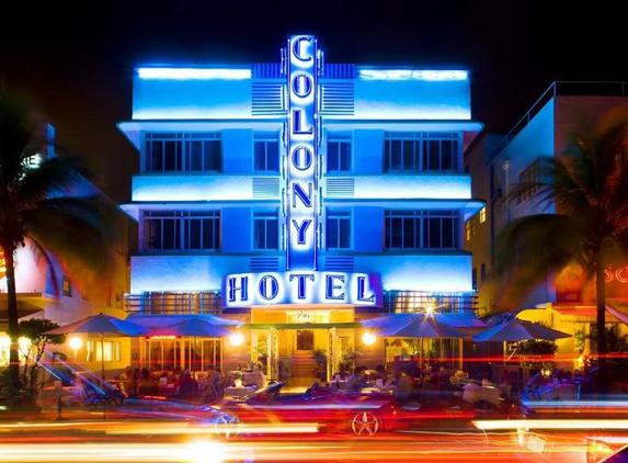 Colony Hotel - Miami Beach, FL