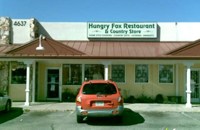 The hungry fox restaurant country store 4637 e broadway blvd reviews solutioingenieria Image collections