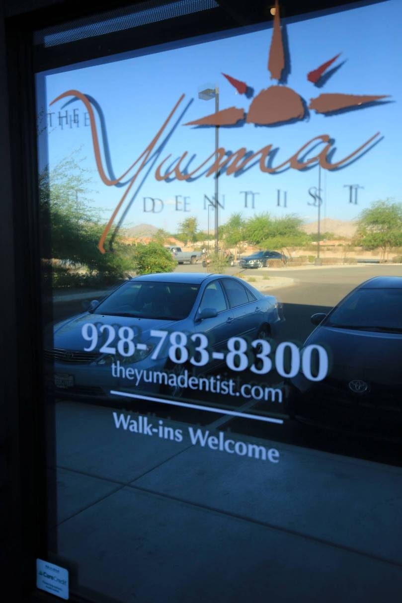 The Yuma Dentist 11231 E Commercial Center Loop Ste 105