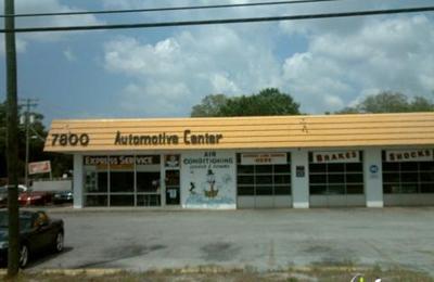 Automotive Center of Temple Terrace - Tampa, FL
