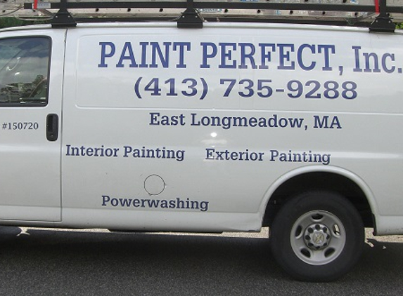 Paint Perfect Inc - West Springfield, MA