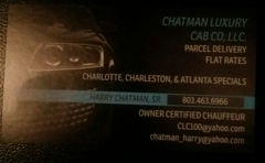 Chatman Luxury Cab Co, LLC.