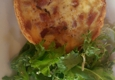 Cafe De La Presse - San Francisco, CA. Quiche