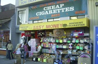 Easy Money - San Francisco, CA