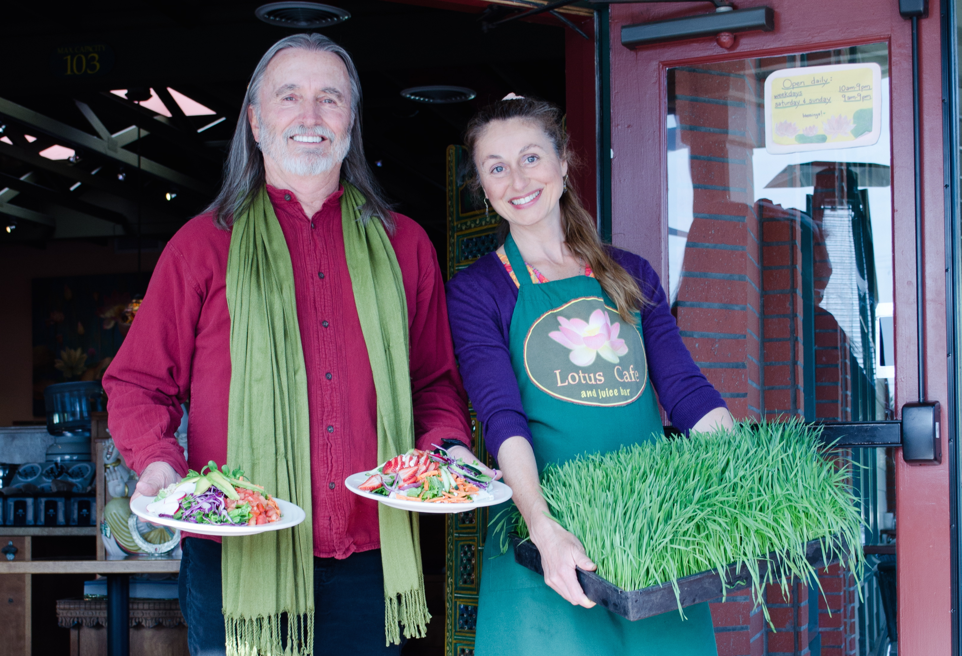 Lotus Cafe Amp Juice Bar 765 S Coast Highway 101 Encinitas
