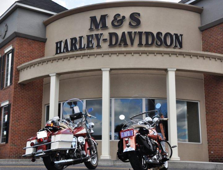 M & S Harley-Davidson 160 Falling Spring Rd, Chambersburg, PA 17202